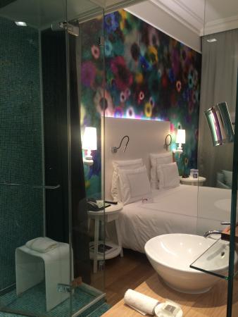 Swissotel Metropole Geneva: room