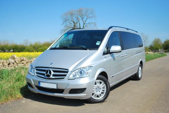 Rosehill Travel - Day Tours: Our Mercedes Viano. Up to 7 passengers