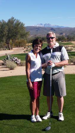 Rio Verde, AZ: One of our favorite courses!
