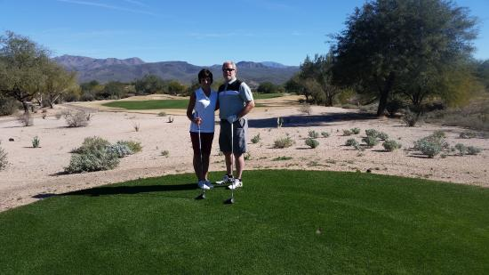 Rio Verde, AZ: Loved the Course!