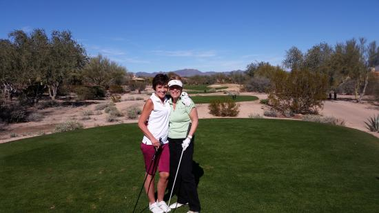 Rio Verde, AZ: Coming back tomorrow for another round of great golf!