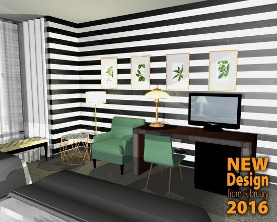 BEST WESTERN PLUS Hotel Ambra: Triple room