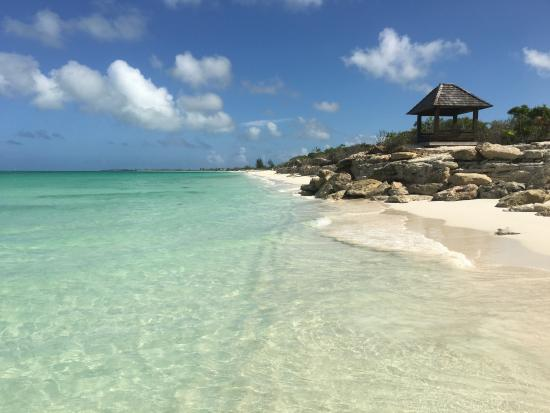 Parrot Cay: Spiaggia