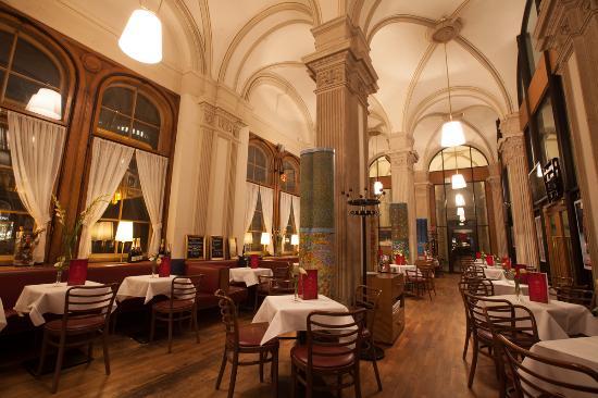 Cafe Oper Wien