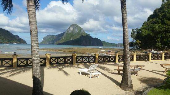 Pool Picture of El Nido Garden Beach Resort El Nido TripAdvisor