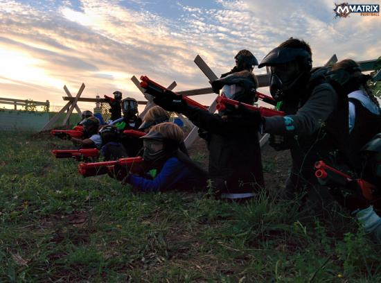 ‪Matrix Paintball Flaminia‬