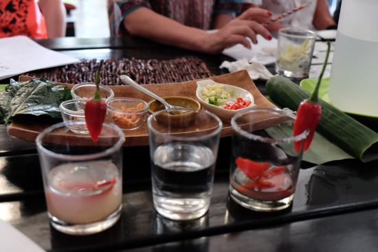 Time For Lime - Creative Thai Cooking School: Understanding the flavors