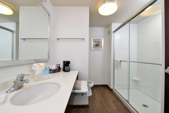 Are you a tub or shower person? Most of our rooms feature a spacious ...