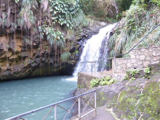 Annandale Falls: A view of the falls