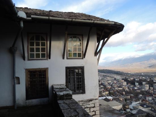 Loggia picture of zekate house gjirokaster tripadvisor for Loggia house