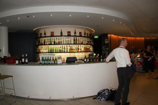 Bromma, İsveç: Hotel baren