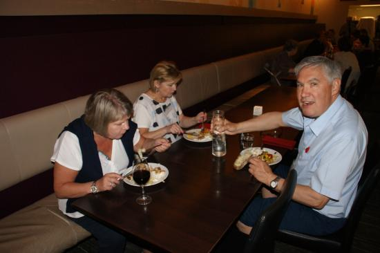 Bromma, Swedia: Spisesalen