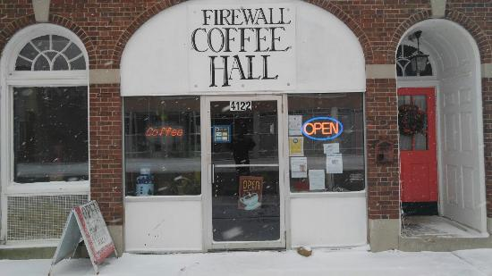 Firewall Coffee Hall