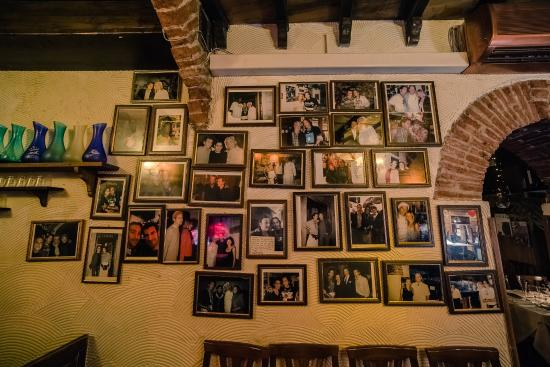 La Giostra: Wall Of Fame