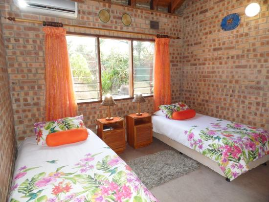 St. Lucia Wilds: N0.1 Single bed room
