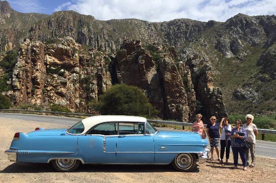 American Dream Cars: Big Blue Sky Tours. Jan16