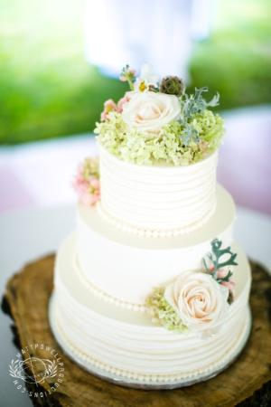 Stick Boy Bread Co: Wedding Cake