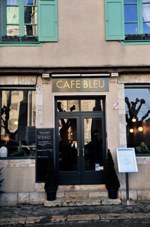 Caf bleu chartres restaurant avis num ro de t l phone for Bon restaurant chartres