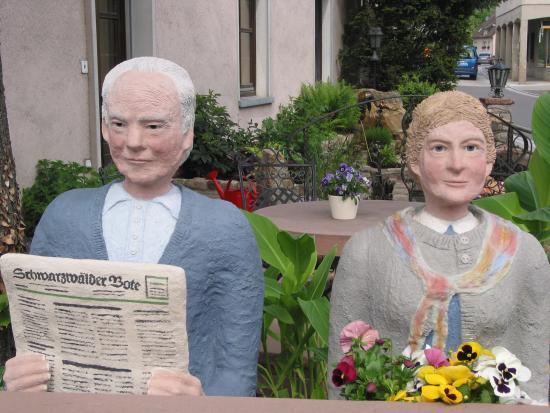 "Hotel Restaurant Lindenhof: Unsere ""Seniors"""