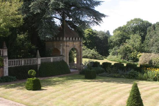 Rotherwick, UK: Gardens