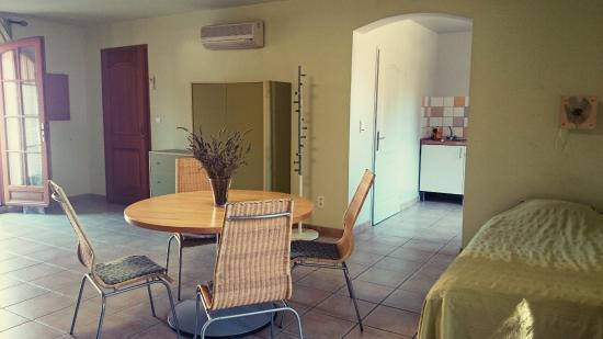 Caudies de Fenouilledes, Francia: Apartment 1