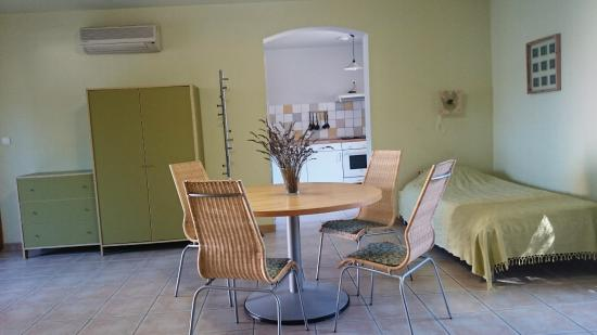Caudies de Fenouilledes, Francia: Relais de Laval Apartment 1