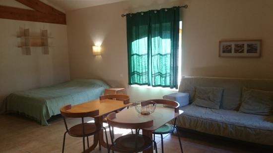 Caudies de Fenouilledes, Frankrike: Relais de Laval Apartment 3