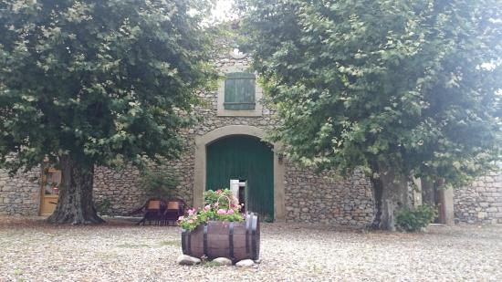 Caudies de Fenouilledes, Francja: old winery