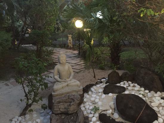 Grande Riviere Noire: Zen Garden