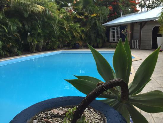 Grande Riviere Noire: Pool