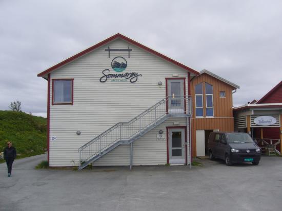 Sommaroy, Noruega: Deler av hotellet