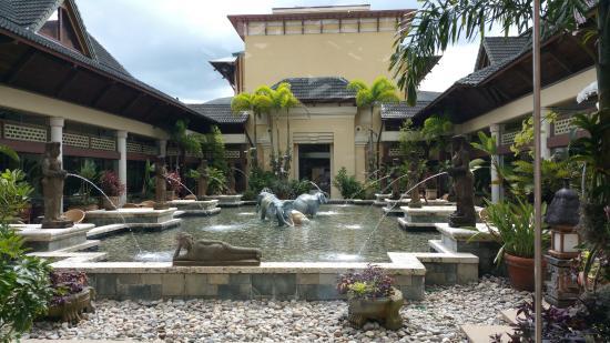 fountains picture of loews royal pacific resort orlando tripadvisor rh tripadvisor com