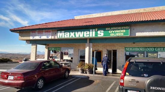 ‪‪Apple Valley‬, كاليفورنيا: Maxwell's Apple Valley‬