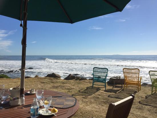 lunch view picture of cliff house inn on the ocean ventura rh tripadvisor com