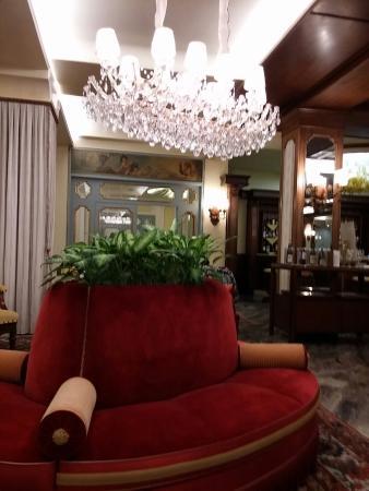 Abano Ritz Terme: entrata
