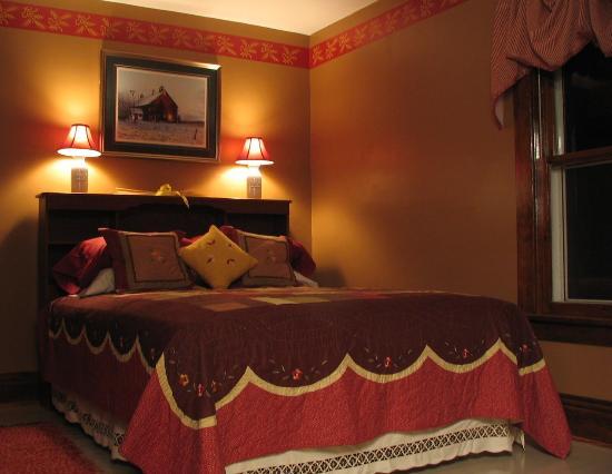 Starbuck, มินนิโซตา: Rolling Hills Room