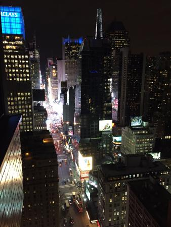 the best view of times square parlor suite picture of sheraton rh tripadvisor co nz