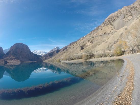 Sughd Province, Tajikistan: Iskanderkul