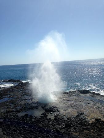 Spouting Horn Photo