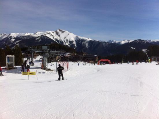 Hotel Tropical: Ski VALNORD 1