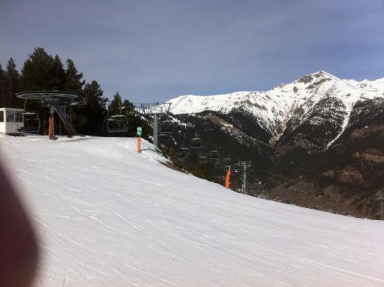 Hotel Tropical: Ski VALNORD 2