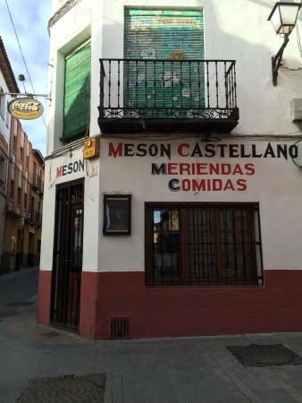 Meson Castellano