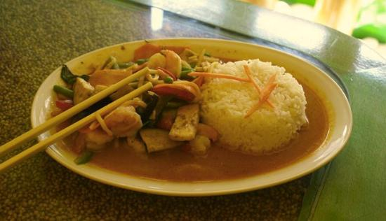 Photo of Asian Restaurant Pagode Thai Kitchen at Bergmannstr. 88, Berlin 10961, Germany