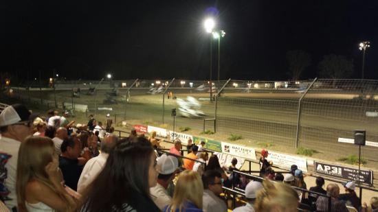 Hanford, Californie : Kings Speedway