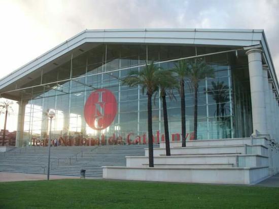 Fotograf a de teatre nacional de catalunya tnc for Teatre nacional de catalunya
