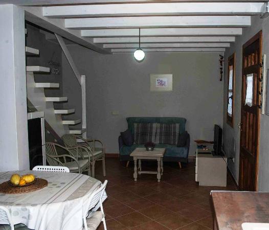 Berrueco, إسبانيا: salón