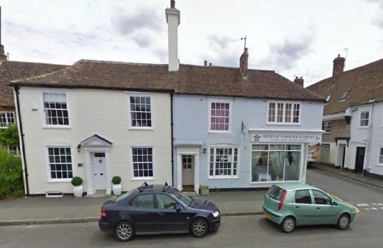 Wye, UK: Google Street View Picture