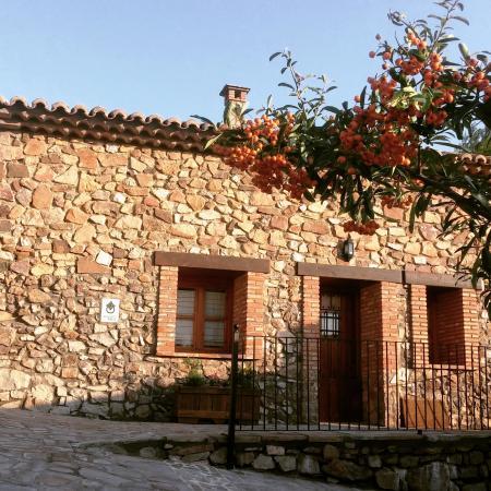 Berrueco, Spanje: fachada