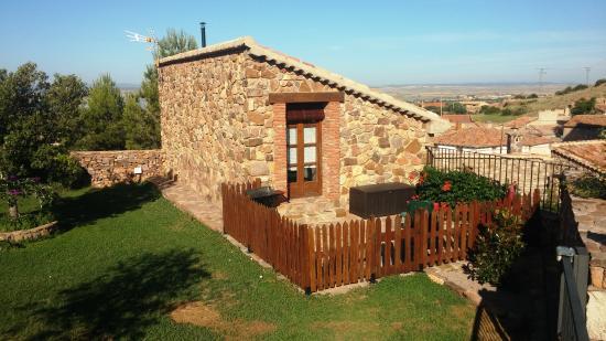 Berrueco, สเปน: jardin