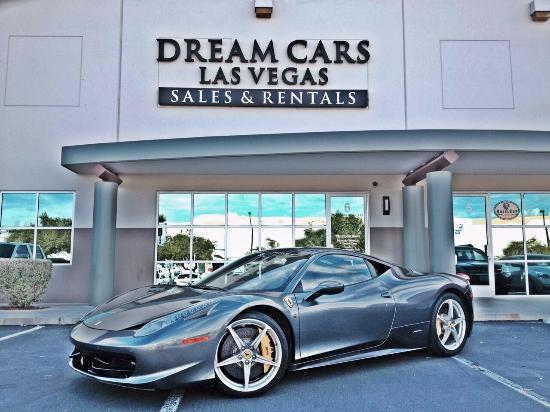 ferrari picture of dream cars las vegas las vegas tripadvisor rh tripadvisor co za